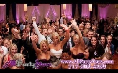 Elizabethtown Wedding DJ Review, Caitlin-Joseph Wedding, Moonstone Manor, Elizabethtown PA DJ Review