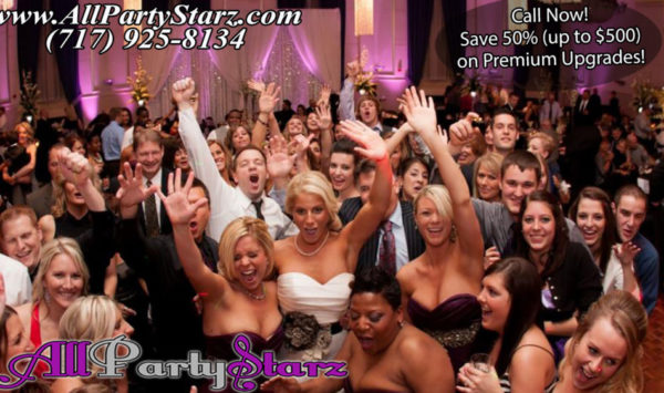 Wedding DJ in York PA