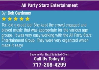 Dj Tori All Party Starz Entertainment 02