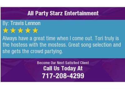 Dj Tori All Party Starz Entertainment 05