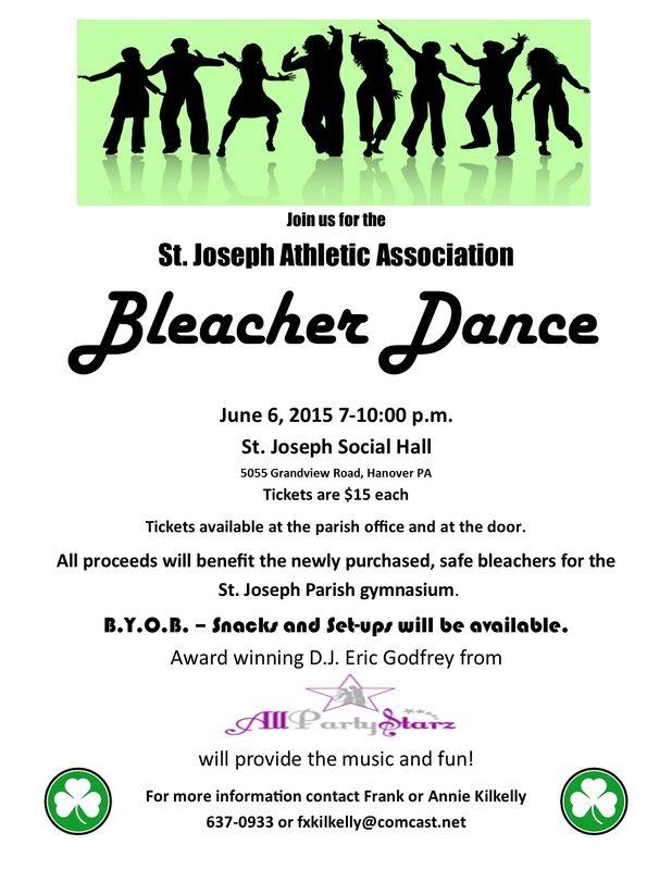 Hanover PA 80's Dance - Fundraiser for Bleachers