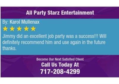 Lancaster Pa Dj Reviews Jimmy Rodriguez All Party Starz 03 2
