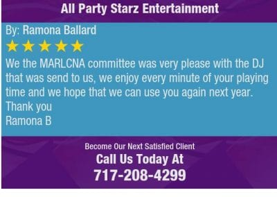 Lancaster Pa Dj Reviews Jimmy Rodriguez All Party Starz 04 2
