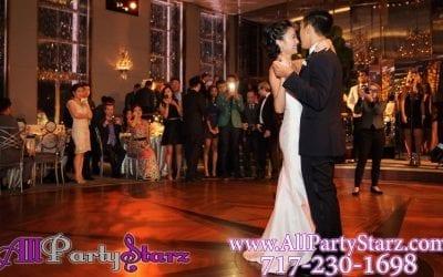Lancaster Wedding DJ Review, Amanda-Derek Wedding, Eden Resort, Lancaster PA DJ Review