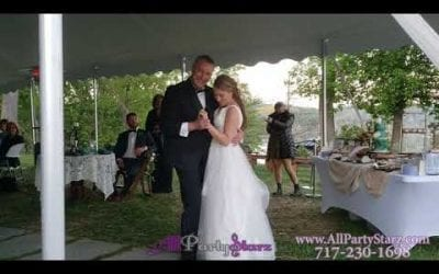 York Wedding DJ, Video Highlights of Wedding @ The Barn at Artemis – The Art of Living Brogue PA