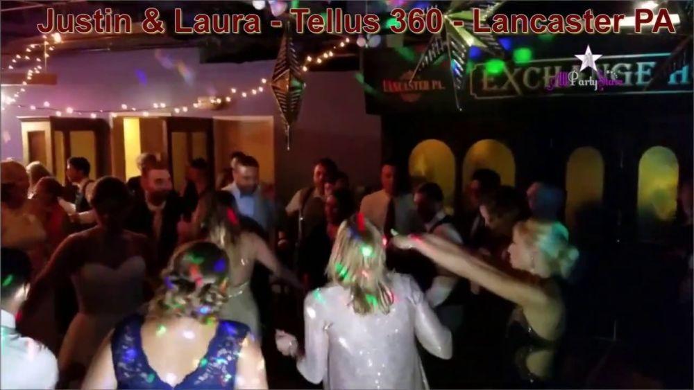Lancaster Wedding DJ, DJ Review at Tellus360 Lancaster PA